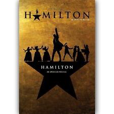 57744 Hamilton American Musical Series Show Wall Print Poster CA