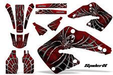 HONDA CR 125 250 00-01 GRAPHICS KIT CREATORX DECALS STICKERS SPIDERX SXR