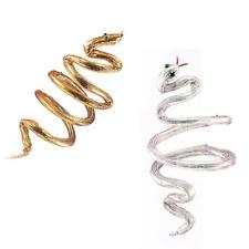 Snake Cleopatra Armband Headband or Bracelet (Choose Your Color) Gold Silver