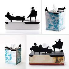 ARTORI Design In Treatment Her His Tissue Box Cover Psychologist Therapist Gift