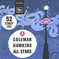 COLEMAN HAWKINS All Stars US Press 45 Tours