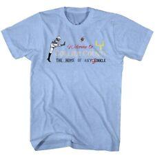 ACE VENTURA STINKLE2 LT BLUE HEATHER T-Shirt