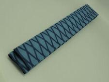 "X - HEAT SHRINK TUBE FISHING ROD BUILDING CUSTOM HANDLE 45mm X 64"" / 1.6M BLUE"