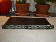 Samson E30, 2/3 Octave Stereo 15 Band Graphic Equalizer, Eq, Rack