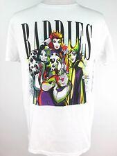 Disney Villains Baddies T-Shirt Maleficent Queen Cruella Ursla Size S M L XL 2XL