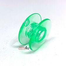Clear GREEN BOBBINS Viking Husqvarna White Home # 4125615-45 # 4123078-G