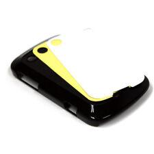 Blackberry 9900 Hard Black Case +Blank Sublimation Insert Heat Press Custom Gift