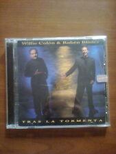 COLON  WILLIE & BLADES RUBEN - TRAS LA TORMENTA -  CD