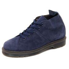 D3318 (without box) scarpa uomo DR. MARTENS blu boot shoe man