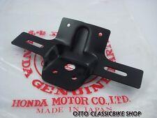 HONDA CZ100 CB92 CS92 C92 C95 CA95 LICENCE PLATE BRACKET TAILLIGHT // JAPAN