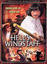 Hells Windstaff, New DVD, Mang Hai, Hwang Jang Lee, Mang Yuen Man,