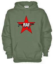 Felpa Rote Armee Fraktion J603 Forze Speciali Hoodie Fregio Esercito