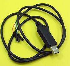 1m USB a rs232 UART TTL pl2303hx Cavo Modulo TIPO A MASCHIO CONVERTITORE AUTO