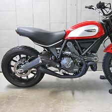 Ducati Scrambler Slip On Exhaust - New Rage Cycles
