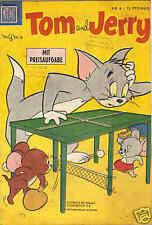 TOM&JERRY Gb # 6/'59-65 MOEWIG VERLAG !