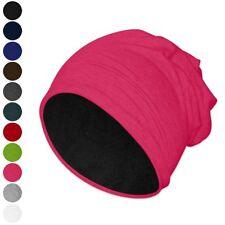 Beanie in verschiedenen Farben Mütze pink grün schwarz grau blau braun rot weiß