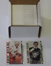 2003-04 Pacific Heads Up Hockey Retail LTD Set (1-136)