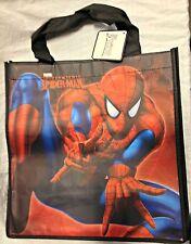 Large Black & Red Marvel Spider- Man Shopping/Gift Bag