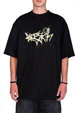 T-shirt uomo baggy THEBLUESKIN Maglietta blueskin skate hip hop rap tbs03