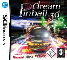 Dream Pinball 3D - Arcade Flipper- Nintendo DS / DSi / 2DS / 3DS - NEU