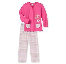 SCHIESSER Mädchen Schlafanzug Pyjama kurz  Gr.98 104 116 128 Nachtwäsche NEU