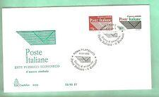 ITALIA BUSTA CAPITOLIUM 1995 POSTE ITALIANE ENTE PUBBLICO ECONOMICO  FDC