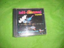 CD Ethno Inti-Illimani Leyenda CBS Paco Pena J Williams