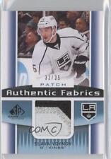 2013 SP Game Used Edition Authentic Fabrics Patch AF-VV Slava Voynov Hockey Card