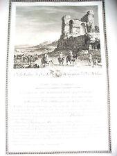 LE RUINAS - 1786 PALAIS ROYAL - BARTOLOMEO BREENBERG - HOLANDA
