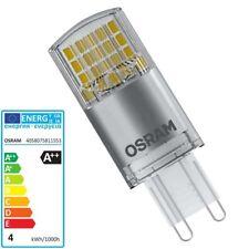 Ledvance Ampoule Capsule LED G9 3.5W 3.8W 2700K blanc chaud 4000K blanc froid