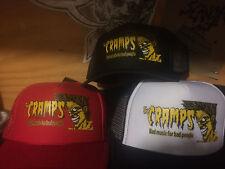 cramps hat punk bad music motorhead damned dickies plugz fear kbd crime flipper