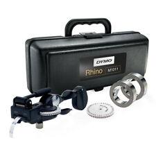 DYMO Rhino M1011 Metal Tape Embosser Kit & Label Options