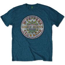 THE BEATLES: SGT Pepper Drum T-shirt