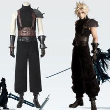 FINAL FANTASY VII Remake FFVII FF7 RE Cloud Cosplay Kostüm Costume Outfit v.2