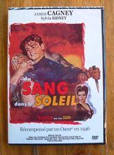 DVD DU SANG DANS LE SOLEIL - James CAGNEY - NEUF