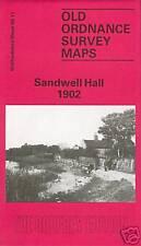 MAP OF SANDWELL HALL 1902 (BEST PRICE ON EBAY 12/9/15)