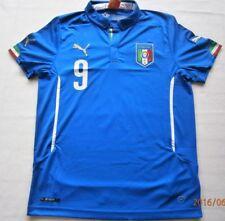 Puma Italien Trikot Home Nr. 9 Balotelli   NEU!!!