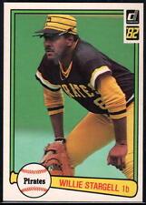 1982 Donruss Baseball - Pick A Player - Cards 441-660