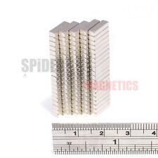 Néodyme Bloc Aimants 10 mm x 3 mm x 2 mm Petits Forts Neo Craft Aimant 10x3x2 mm