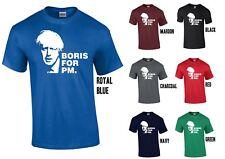 """Boris Johnson pour PM T-Shirt-Conservateur Tory premier ministre """"humour"""