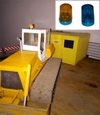 Rundumleuchte Warnleuchte 5 Modi Baumaschinen, Radalder, Bagger, LKW, Blaulicht