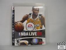 NBA Live 08  (Playstation 3, 2007)