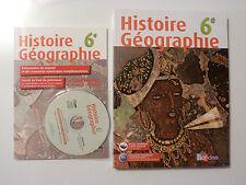 Histoire / Geographie ; 6eme ; Manuel De L'eleve (edition 2009) - Olivier Loubes