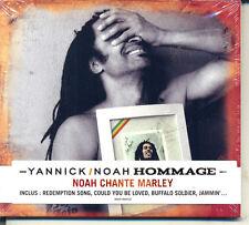 YANNICK NOAH HOMMAGE NOAH CHANTE MARLEY