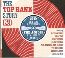 THE TOP RANK STORY 1961 - 2 CD BOX SET