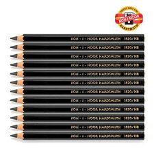 Jumbo Thick Graphite PENCIL Set KOH-I-NOOR 1820 HB 2B 4B 6B 8B High QUALITY New