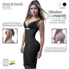 DIANE 2397 Post Lipo, PostPartum, Tummy Tuck,Strong Compression Faja Colom