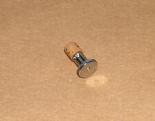 Ewarts PUSH/TURN Cork Petcock Knob BSA 250 350 441 500 650 plunger Norton