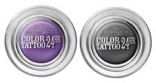 Maybelline 24HR Color Tattoo Gel-Cream Eyeshadow