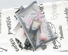Simple Matte Pencil / Pen Case Pouch Bag Comestic Tool Travel Storage Holder